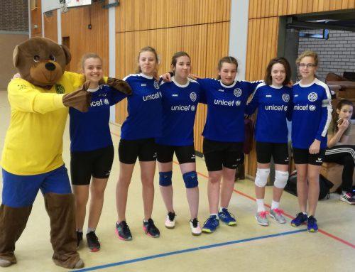 U16-Mädchen beenden Saison mit Wickibär