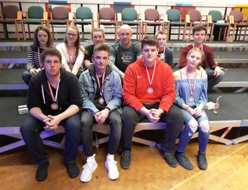 Jugendsportlerehrung 2017 des Stadtsportbundes